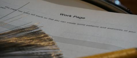 DRUMS Workpage